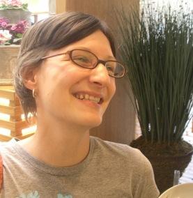 Jen at Bot Garden