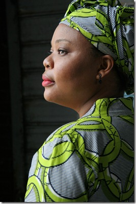 Laymah Gbowee