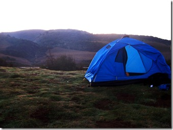 blue-tent