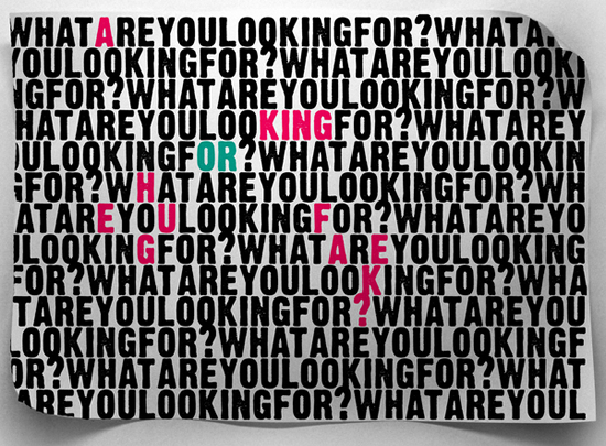 looking-for