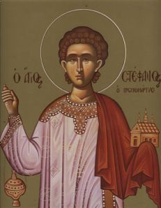 Icon of St. Stephen