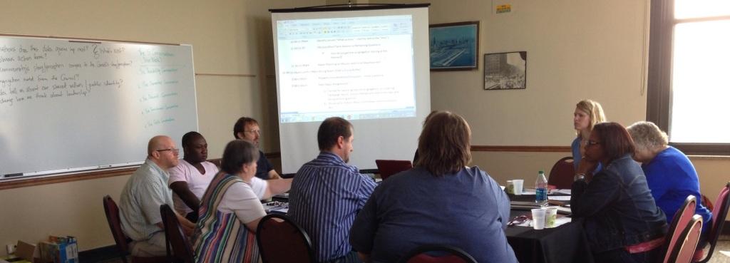 strategic planning retreat