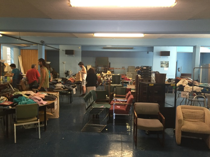 St. Luke's Final Rummage Sale