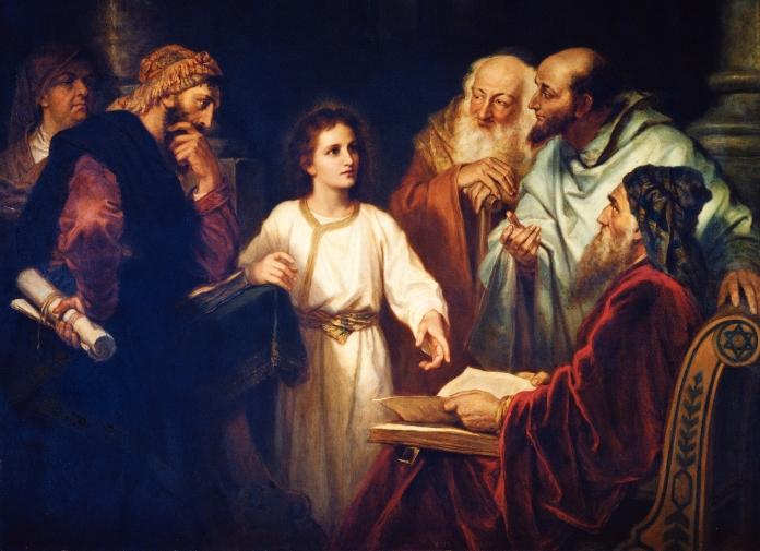 christ-doctors-temple-art-lds-710197-wallpaper