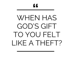 God's Gift a Theft