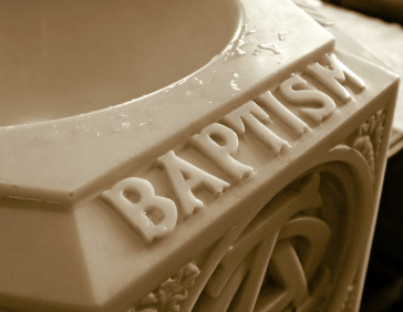 baptismfont