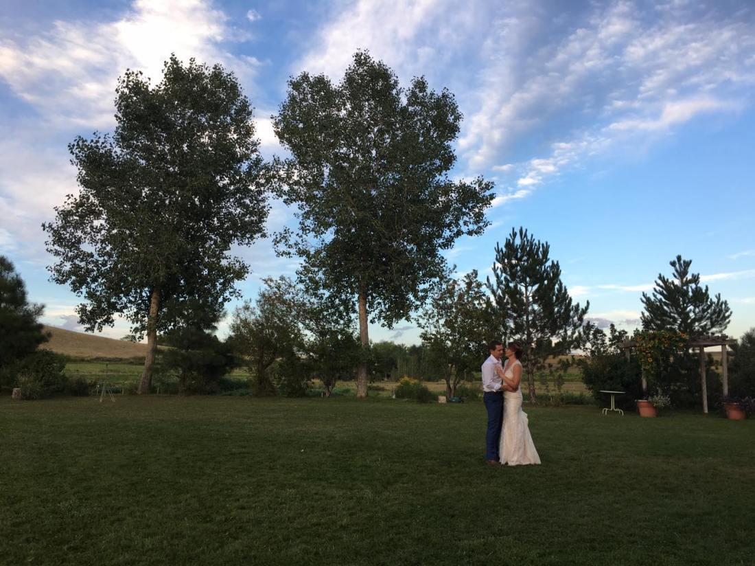 Erika Matt wedding