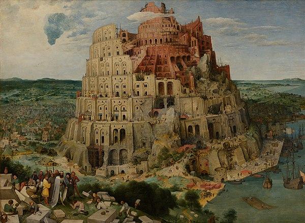 600px-Pieter_Bruegel_the_Elder_-_The_Tower_of_Babel_(Vienna)_-_Google_Art_Project